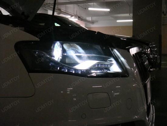 Audi - A5 - D3S - HID - bulbs - 3